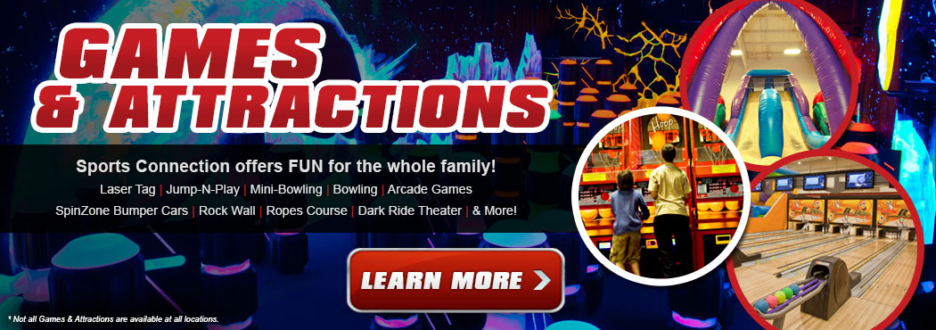 Games & Attractions